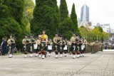 Leading 5/6RVR on ANZAC Day 2004 Public Performance